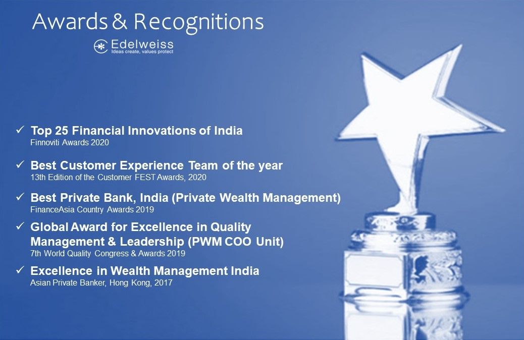 Edelweiss NCD awards